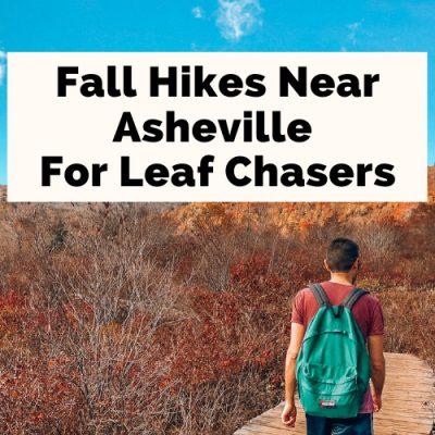 12 Gorgeous Fall Hikes Near Asheville