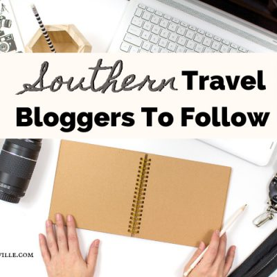 6 North Carolina & Nearby Southern Bloggers To Follow