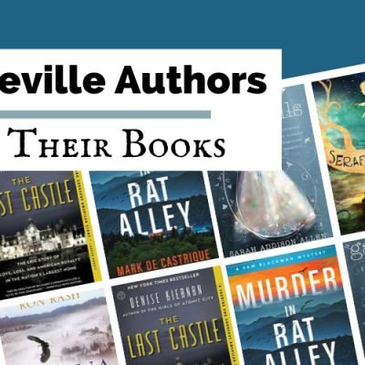 Asheville Authors & Writers You Don't Want To Miss