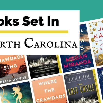 46 Great Books About North Carolina To Read Before You Visit