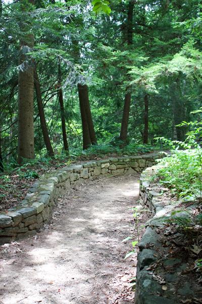 Trails at Botanical Gardens At Asheville