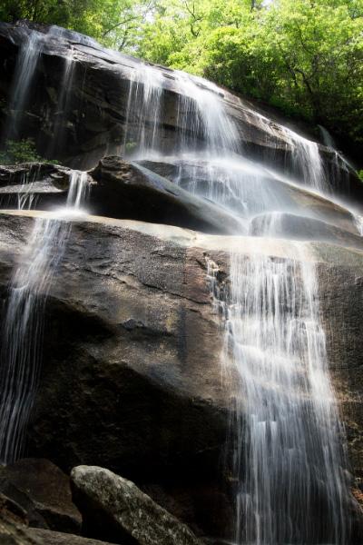 Daniel Ridge Loop And Falls Pisgah National Forest