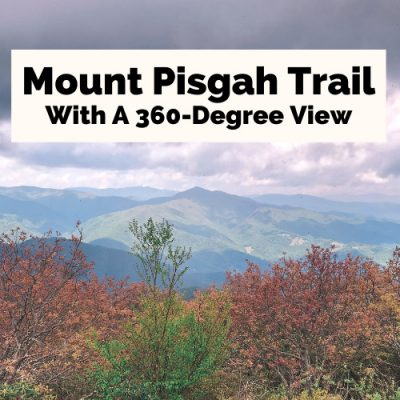 Mount Pisgah Trail: Stand On Top Of The World