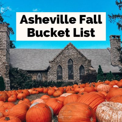 Our Ultimate Asheville Fall Bucket List: 14 Fun Things To Do