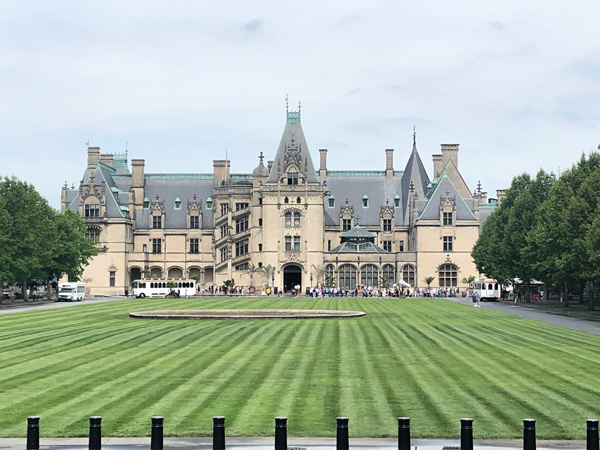 Wineries In Asheville NC Biltmore Estate with picture of Biltmore home