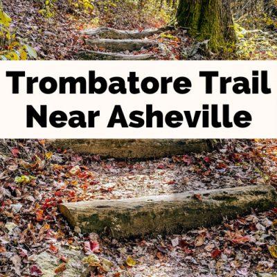 Trombatore Trail To Blue Ridge Pastures For Picnics & Beautiful Views