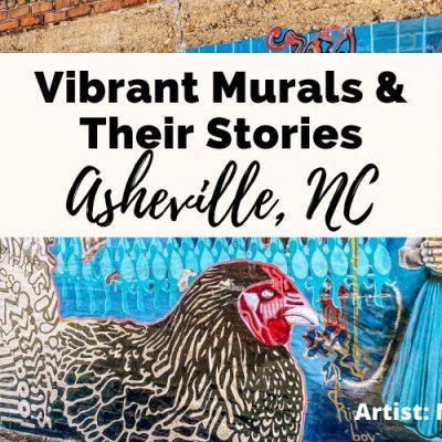 14 Vibrant Murals In Asheville In 2021