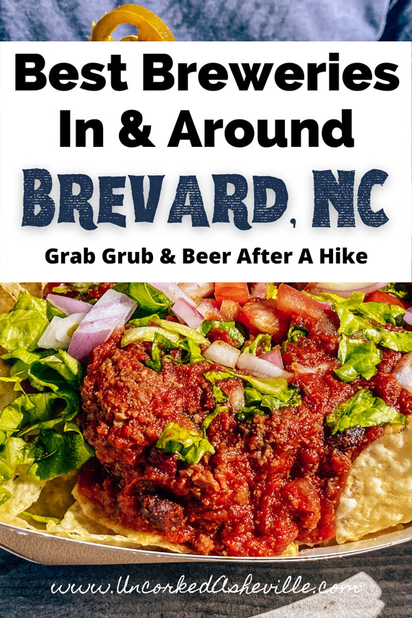 Breweries In Brevard and Breweries Near Around Brevard NC with picture of chili from Oskar Blues Brewery In Brevard, NC