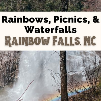 Magical Rainbow Falls & Turtleback Falls Hike, NC