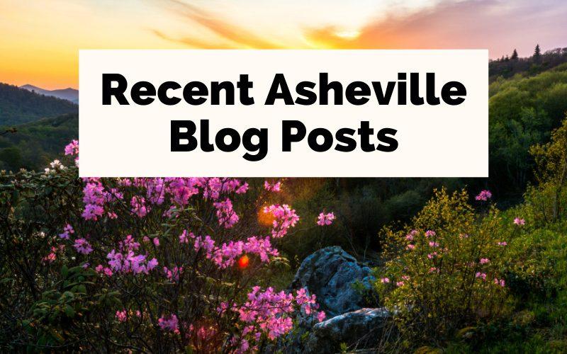 Uncorked Asheville Travel Blog Post
